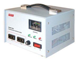 Стабилизатор или сетевой фильтр